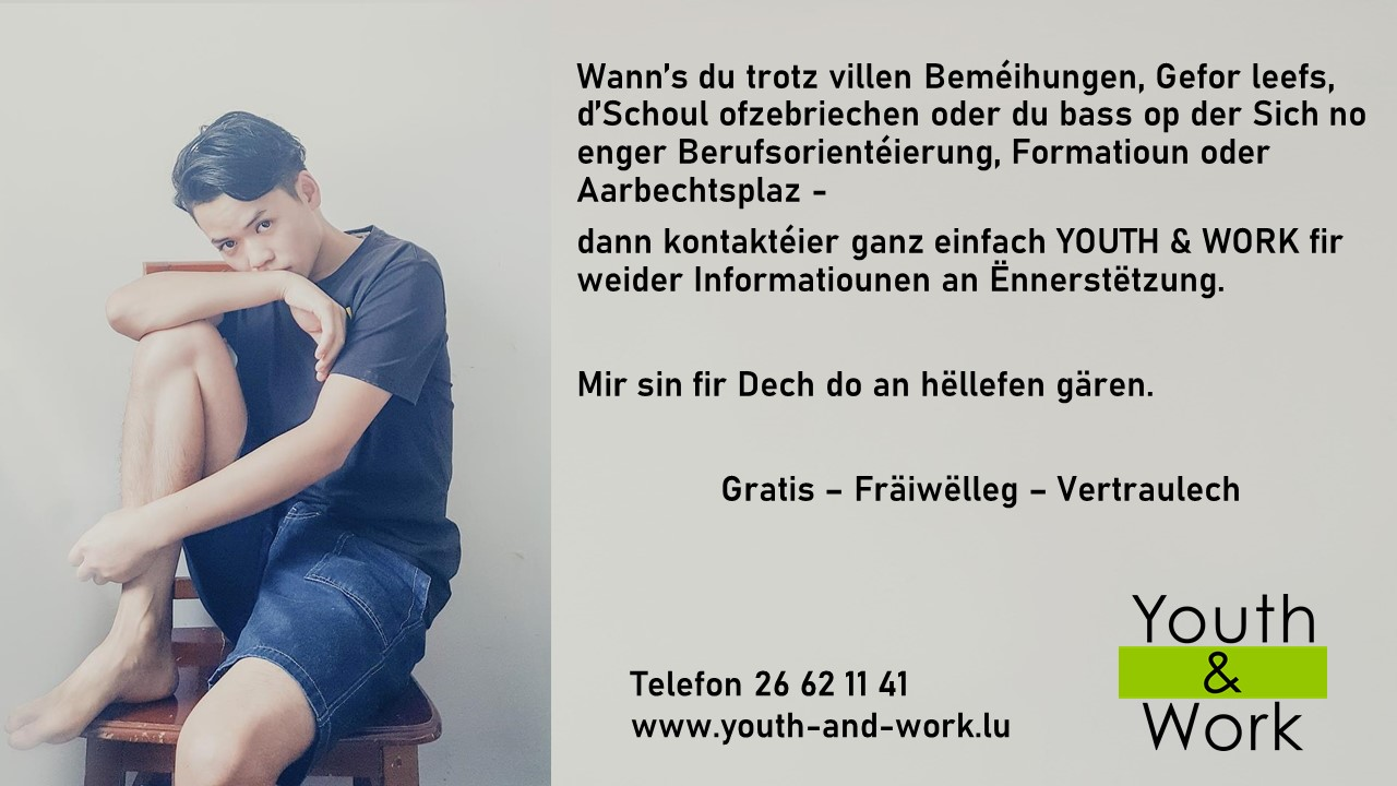 Youth & Work