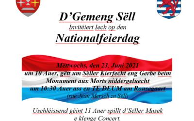 Nationalfeierdag