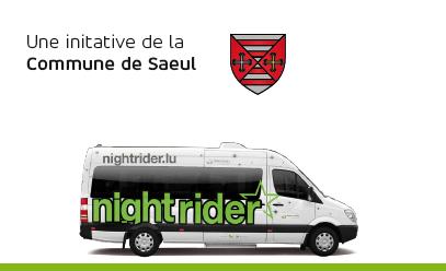 Night-Rider Saeul